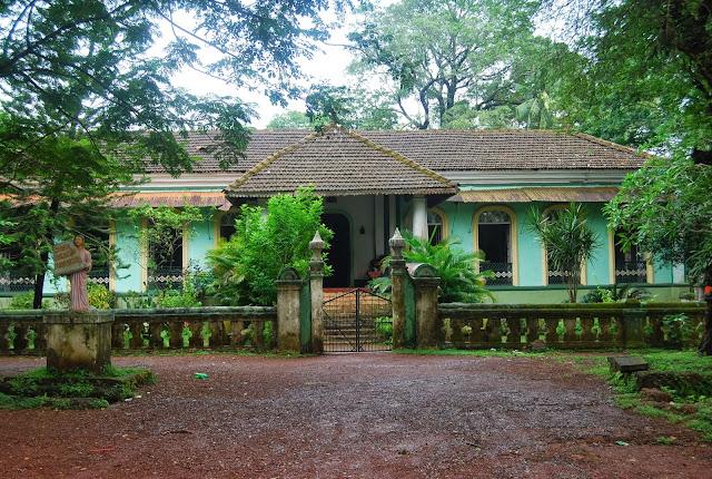 Goan home