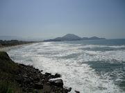 Vista da Praia Grande Ubatuba. Postado por Filhos da LuzParaty Rj às 19: .