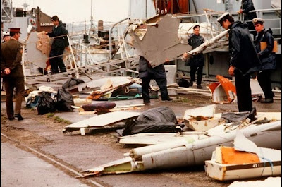 5 Kecelakaan Pesawat Paling Mengerikan di Dunia