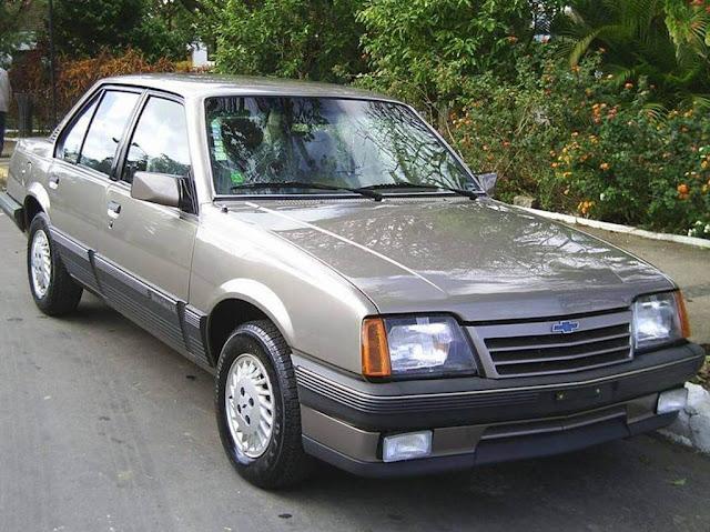 Monza Classic 1989