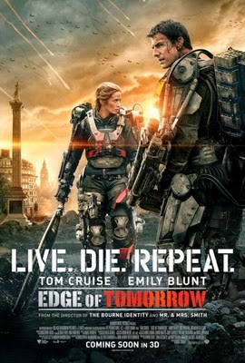 Edge Of Tomorrow (2014) WEB-DL 720p Full Movie + Subtitle Indonesia