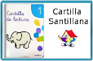 Cartilla de lectura Santillana 1