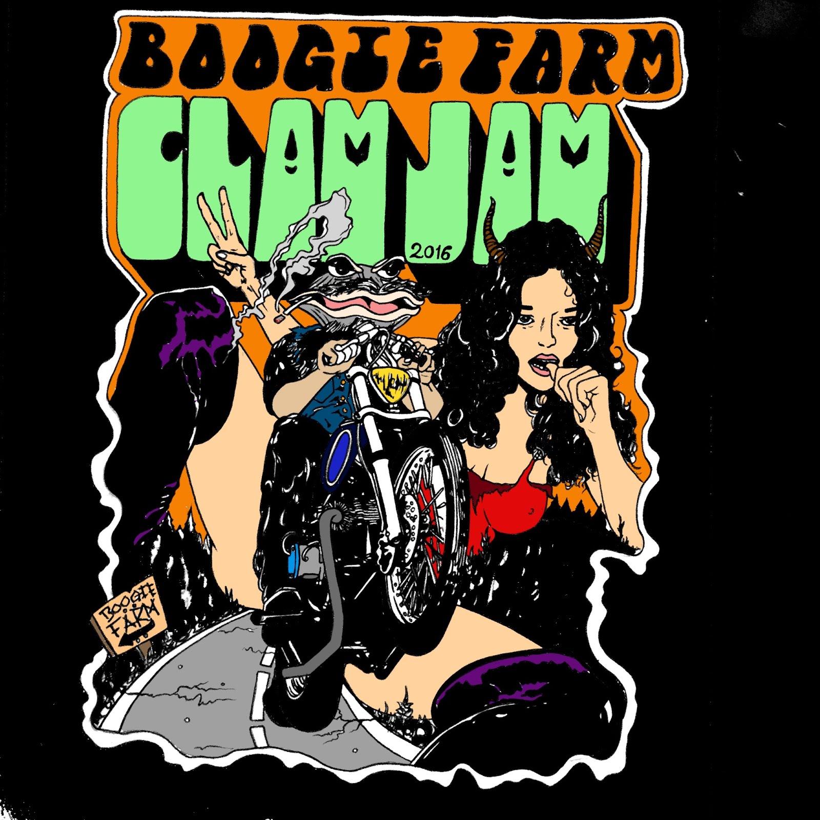 Boogie Farm Clam Jam