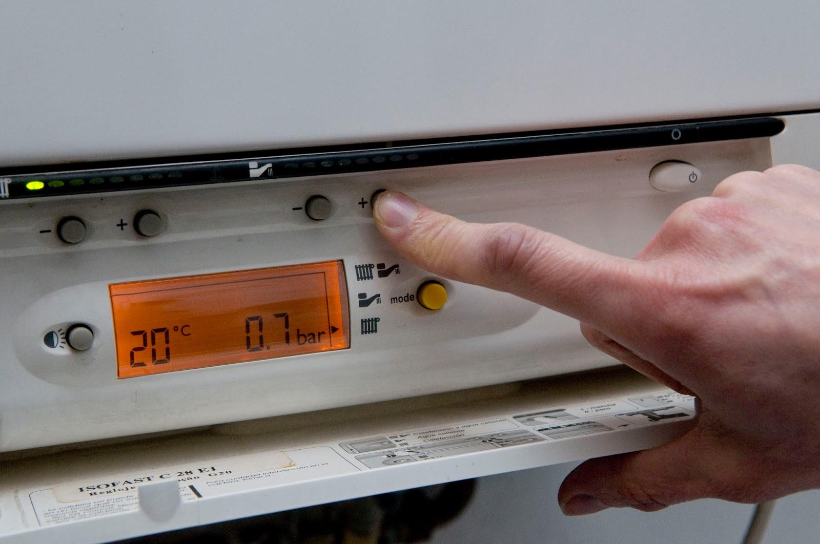Blog del frigorista como purgar aire en un radiador de tu - Caldera gas butano ...