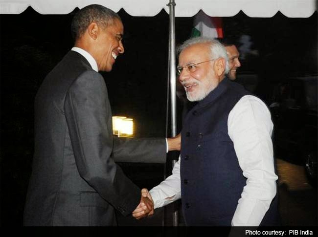 Modiji offering Delhi CM seat to Obama