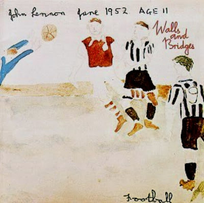 Walls and Bridges John Lennon album