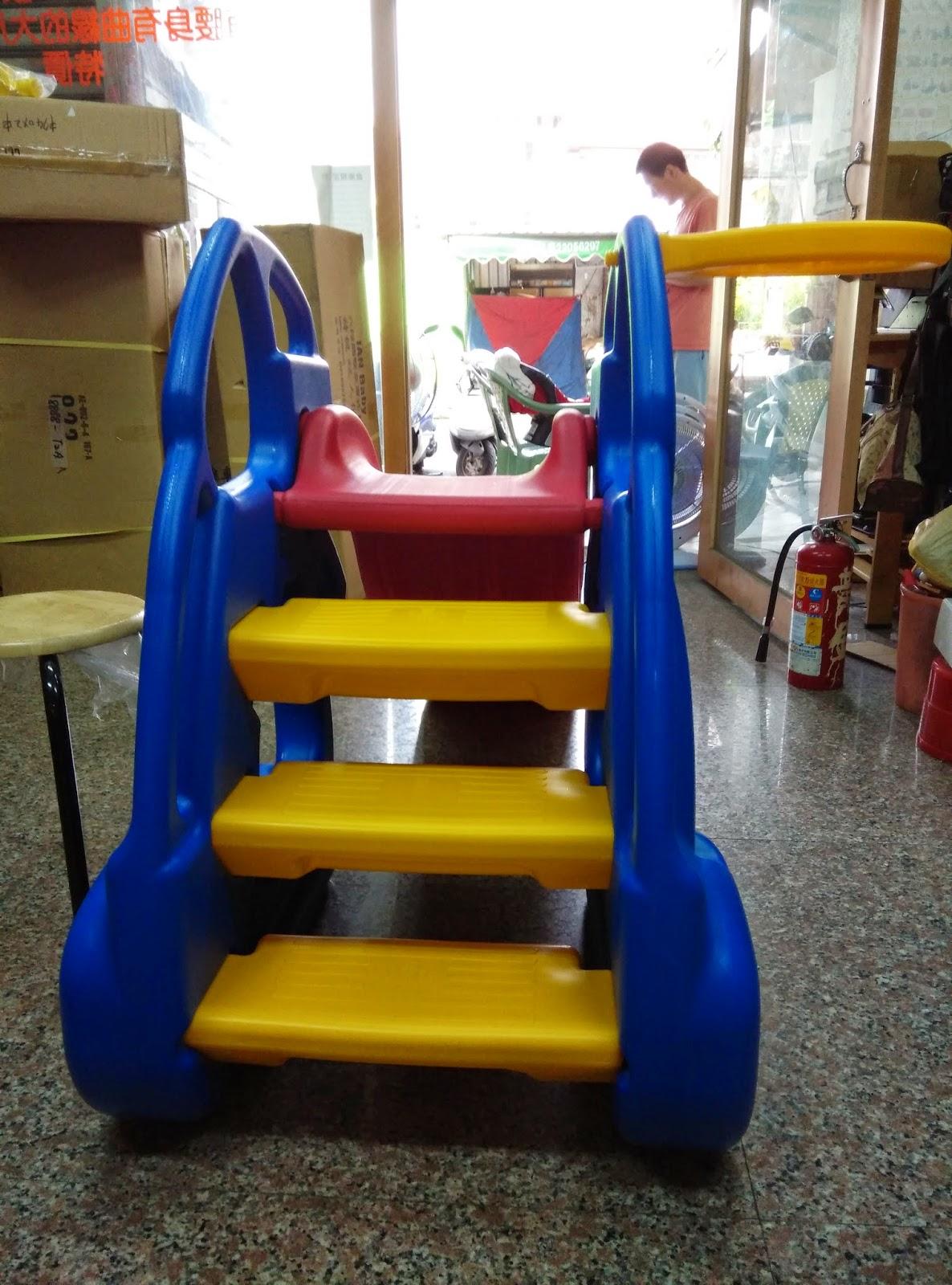 大象滑梯 一公一母 安裝超簡易4滑梯梯子超厚很結實