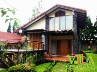 Villa Istana Bunga Lembang Blok A No.1