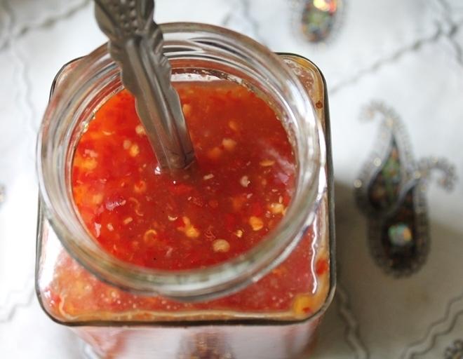 Тайский соус рецепт фото