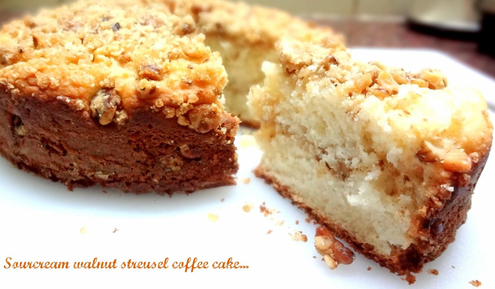 Pancake Batter Coffee Cake