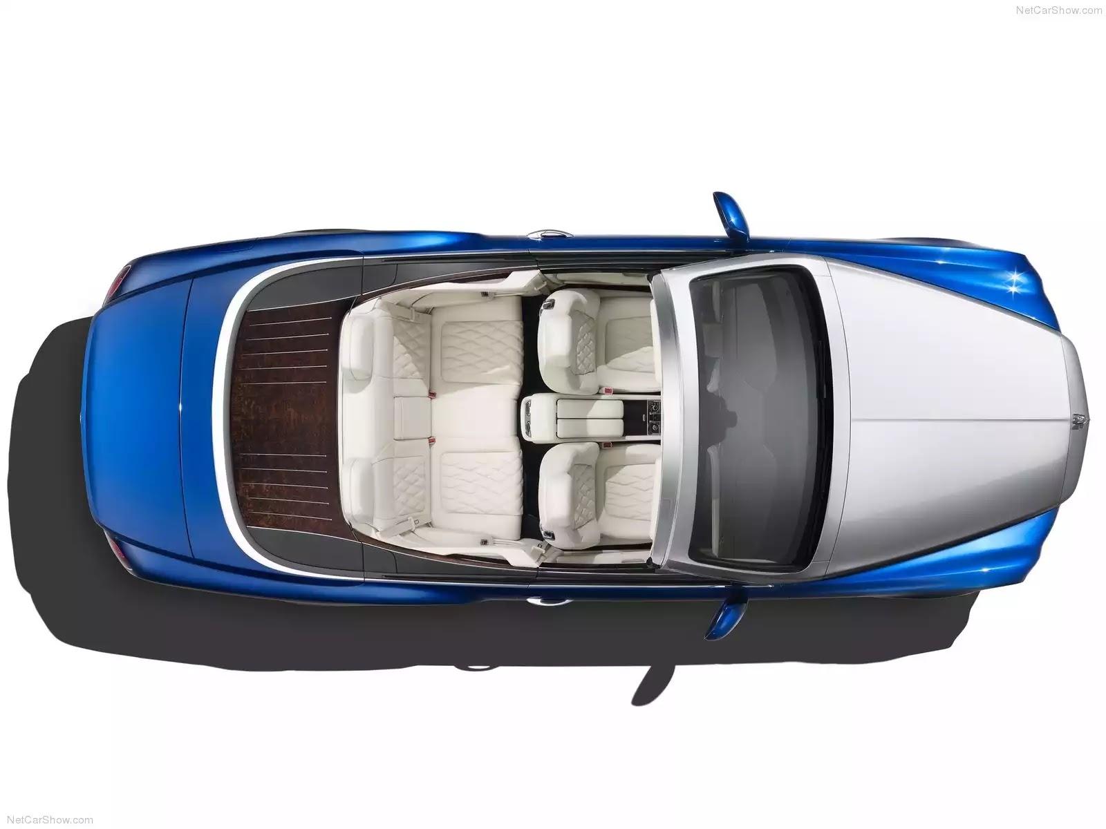 Hình ảnh xe ô tô Bentley Grand Convertible Concept 2014 & nội ngoại thất