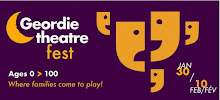 Monument National/ Geordie theatre fest
