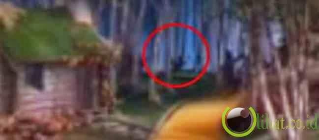 Hantu yang berayun di Wizard of Oz