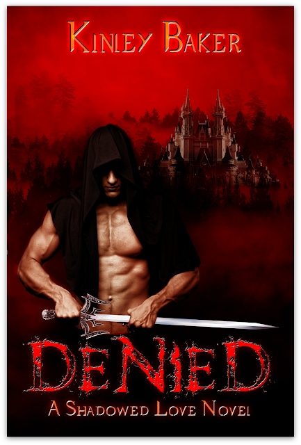 Cover Reveal & Giveaway: Denied by Kinley Baker