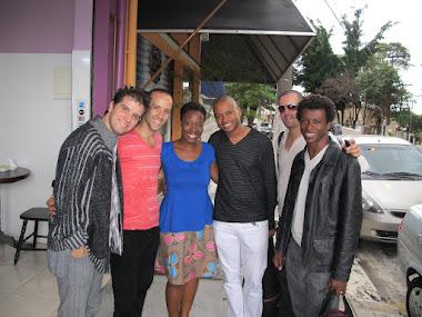 Programa Papo de Bamba recebe Quinteto