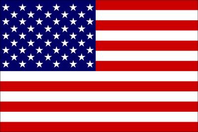 Dramatic image for printable usa flag