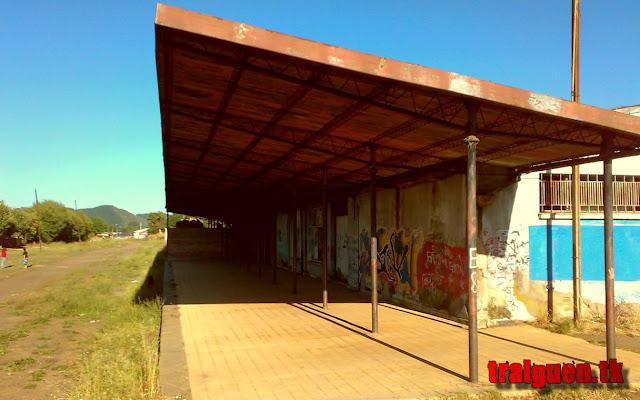 Estación Ferrocarriles Traiguén