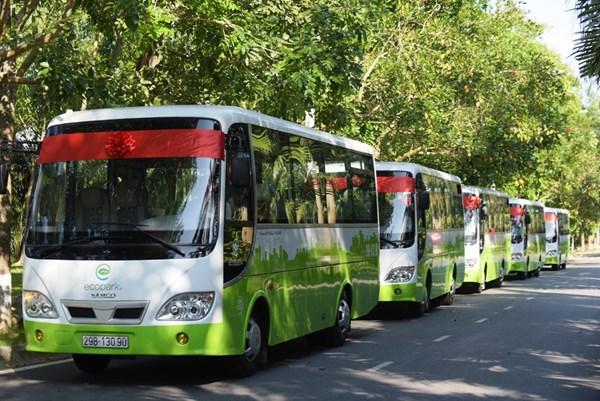 xe buýt ecopark