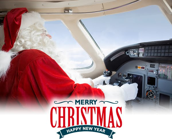 Merry Christmas & Happy New Year from Sky Express!