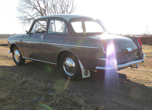 1963 VW Notchback 1500 - Buy Classic Volks