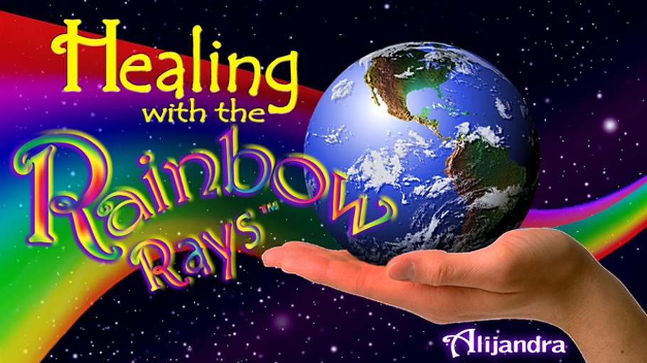 Healing with the Rainbow Rays