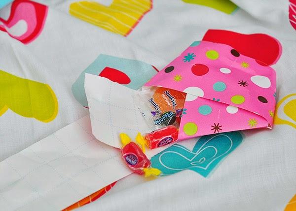 DIY estrellas de papel origami gigantes. Origami paper stars