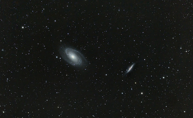 M81 and M82 photo by Trevor Jones