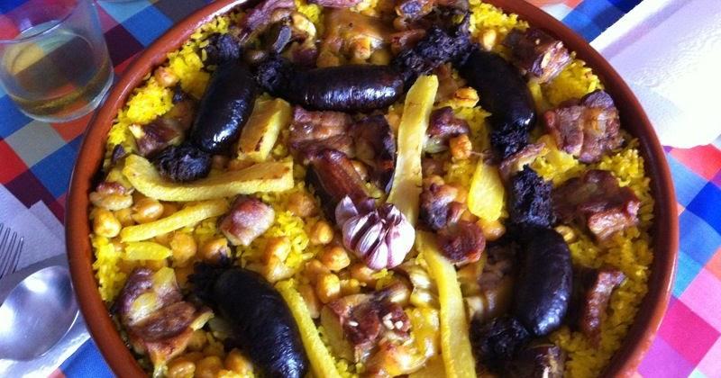 Recetas de cocina el plato t pico c mo se hace el arroz for Como se cocina el arroz