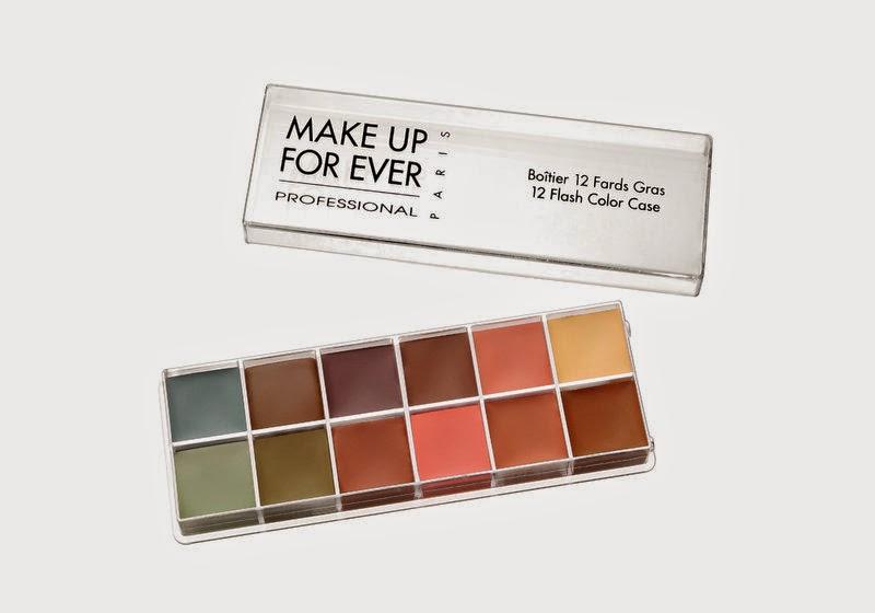 Wishlistru набор красок от make up for ever