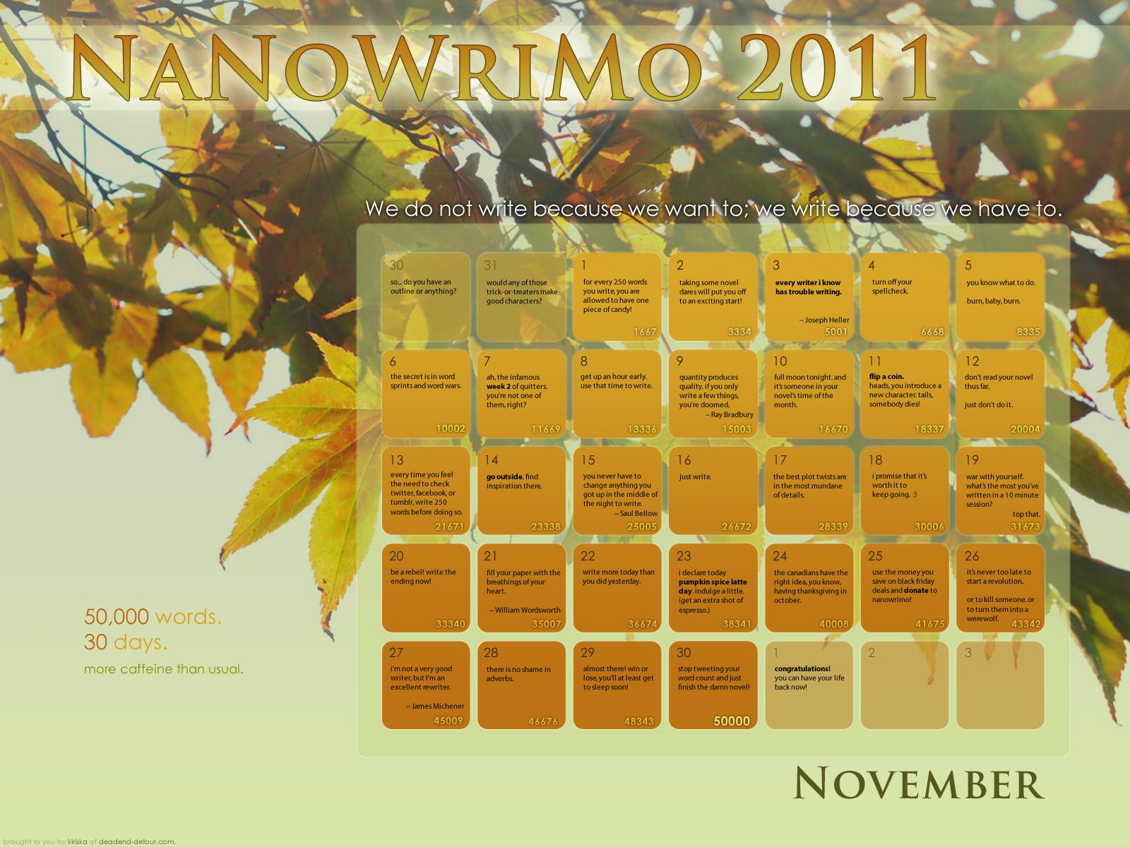 http://4.bp.blogspot.com/-l2NAimmh19E/TpUnP0cYe6I/AAAAAAAAARM/s5u_obrYMQs/s1600/nanowrimo_2011_calendar_by_kiriska-d4c3lzj.jpg