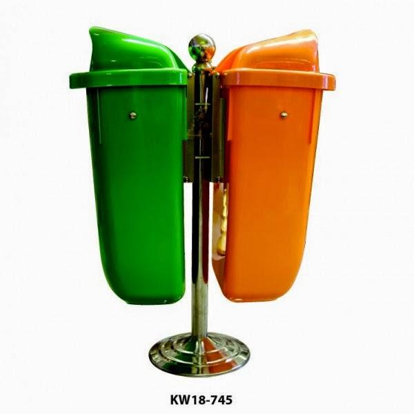 HDPE DustBin 50 LIter