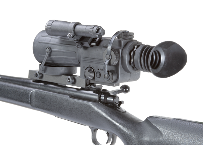 Armasight Orion 4x Gen 1+ Night Vision Rifle Scope Review