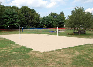 King St Memorial Park - beach volleyball court - 1