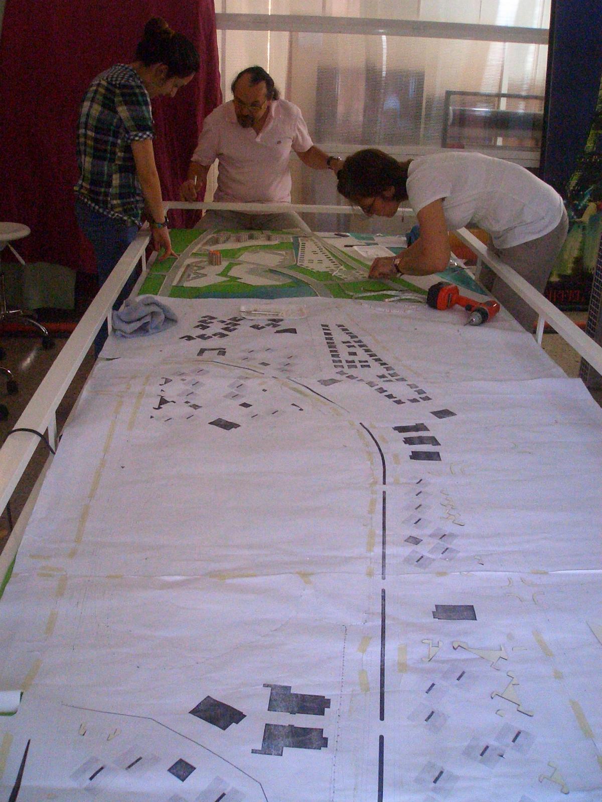 Trabajo de taller 2012