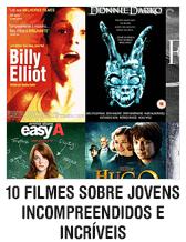 10 filmes sobre jovens solitários, incompreendidos e incríveis