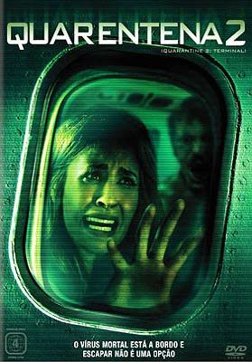 Filme Poster Quarentena 2 DVDRip XviD Dual Áudio & RMVB Dublado