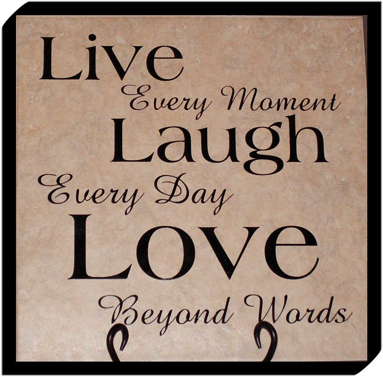 bytes live laugh love