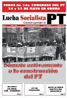 Periódico Lucha Socialista N° 32