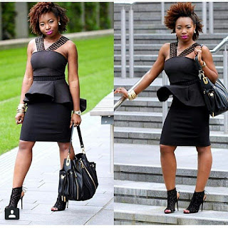 Black Is Beautiful - Style Up With Kim