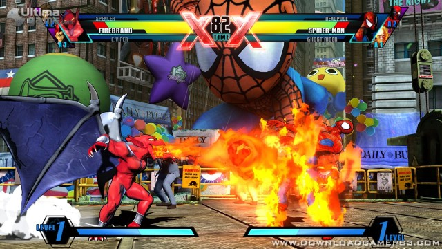 como descargar ultimate marvel vs capcom 3 para pc
