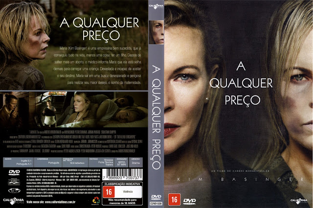 Capa DVD A Qualquer Preço