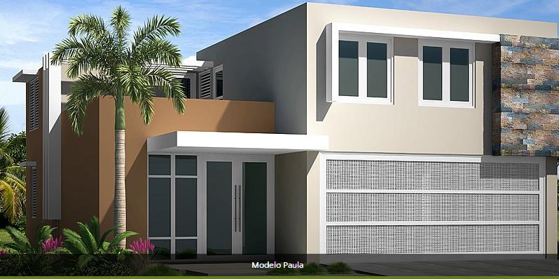 fachadas de casas casas contemporaneas fachadas