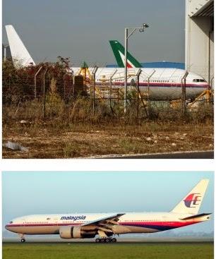 Apa Motif Israel Miliki Pesawat Serupa MH370 Ini