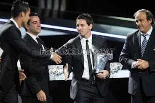 messi and other nominator