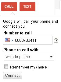 how to get a google voice number n canada