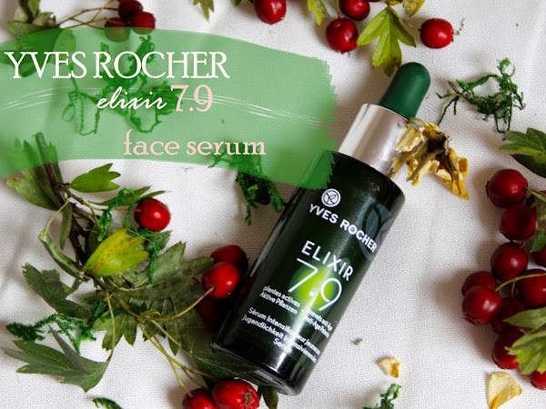 REVIEW | YVES ROCHER Elixir 7.9 serum