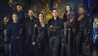 TV review of Syfy's DARK MATTER