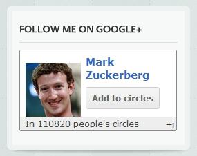 3 TOP Google+ Add To Circles Widgets/Plugins For WordPress Blogs