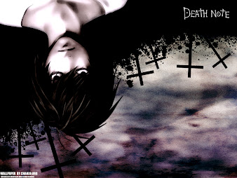 #7 Death Note Wallpaper
