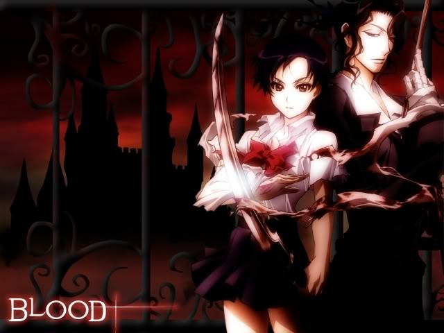 BLOOD +. Titulo: Buraddo Purasu [Blood+] Géneros: Terror
